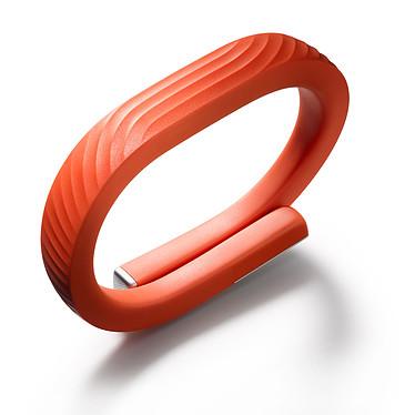 Jawbone UP24 Medium Rouge Coach électronique sans fil pour smartphone iOS & Android avec synchronisation Bluetooth