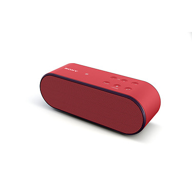 Sony SRS-X2 Rouge Enceinte portable sans fil avec NFC et Bluetooth 20 W
