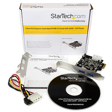 StarTech.com PEXUSB3S25 a bajo precio