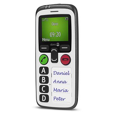Avis Doro Secure 580 IUP Noir/Blanc