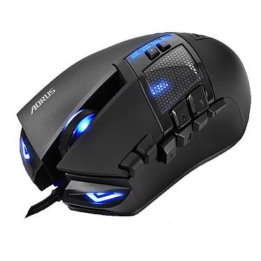 Aorus Thunder M7 Ratón láser de 16 botones para juegos
