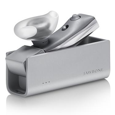 Jawbone ERA Argent Oreillette Bluetooth avec étui de recharge