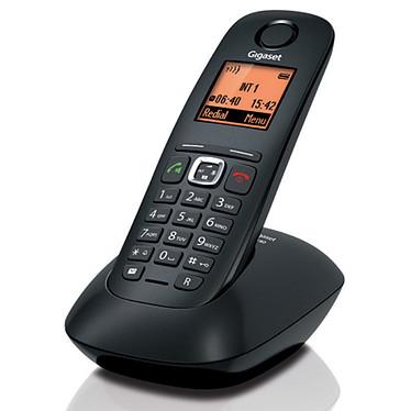 Gigaset A540 Noir Téléphone sans fil DECT - Ecran 4 couleurs (version française)