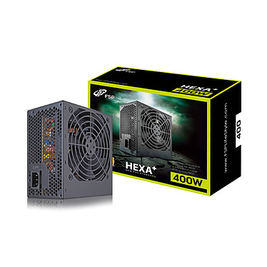 Opiniones sobre FSP HEXA+ 400
