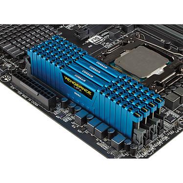 Corsair Vengeance LPX Series Low Profile 16 Go (4x 4 Go) DDR4 3000 MHz CL15 pas cher