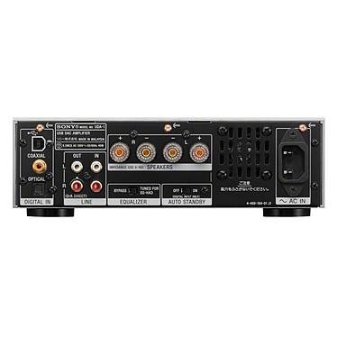 Avis Sony UDA1S + B&W 686 S2 Black Ash