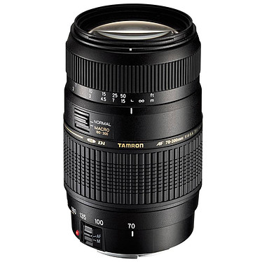 Canon EOS 1200D + Objectif EF-S 18-55mm IS II + Tamron AF 70-300mm F/4-5,6 pas cher