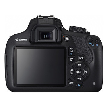 Acheter Canon EOS 1200D + Objectif EF-S 18-55mm IS II + Tamron AF 70-300mm F/4-5,6