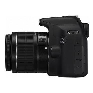 Avis Canon EOS 1200D + Objectif EF-S 18-55mm IS II + Tamron AF 70-300mm F/4-5,6
