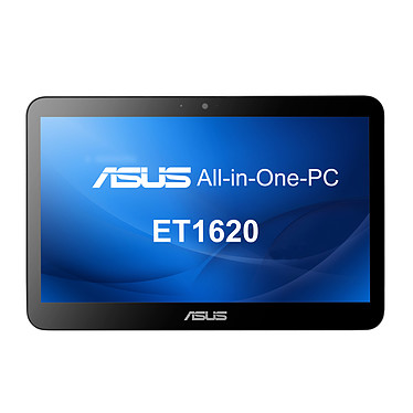 "ASUS All-in-One PC ET1620IUTT-BD004Q Intel Celeron J1900 4 Go 500 Go LED 15.6"" Tactile Wi-Fi N Webcam Windows 8.1 64 bits"
