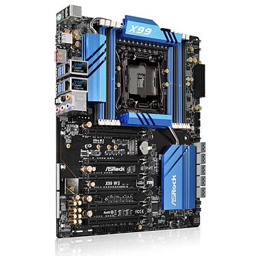 Acheter ASRock X99 WS Workstation