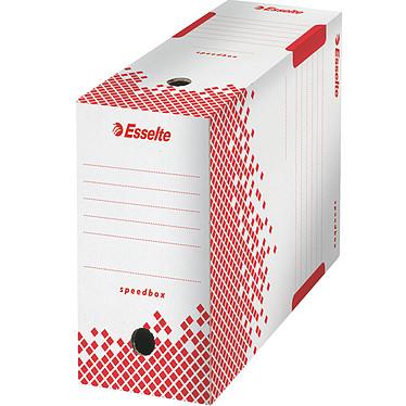 Esselte Speedbox 25 boîtes à archives automatiques dos 15 cm