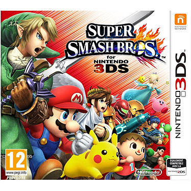 Super Smash Bros (Nintendo 3DS/2DS)