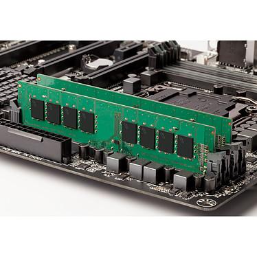 Acheter Crucial DDR4 16 Go (2 x 8 Go) 2400 MHz CL17 SR X8