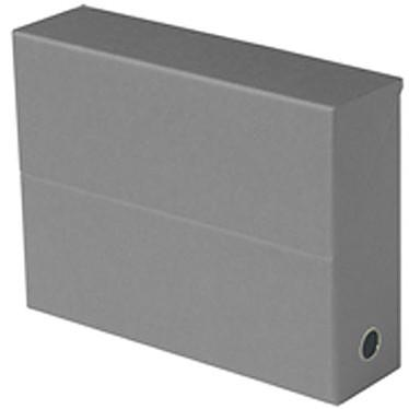 Fast Boite de transfert toilée gris Dos 9 cm 11022PX1