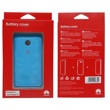 Avis Huawei Coque Arrière Bleu Huawei Ascend Y330