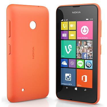 Nokia Shell CC-3084 Orange Nokia Lumia 530