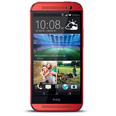 HTC One M8 Rouge 16 Go