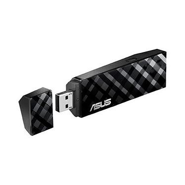 ASUS USB-N53 B1 Adaptateur USB sans fil Wi-Fi N600 Dual band