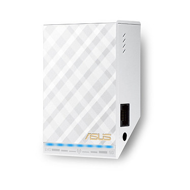ASUS RP-AC52 Répéteur sans fil Wi-Fi AC 750 Mbps Dual band