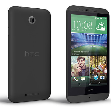 Avis HTC Desire 510 Gris