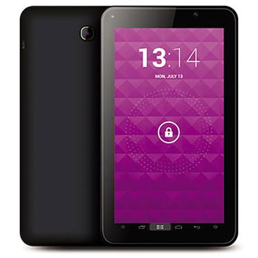 "MPMAN MPDC706 8 Go Noir Tablette Internet - Cortex-A7 1.5 GHz 512 Mo 8 Go 7"" Wi-Fi N Webcam Play Store Android 4.2"