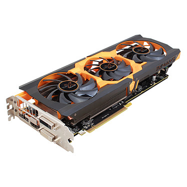 Avis Sapphire Radeon R9 280X Tri-X 3G GDDR5 EUFI OC Version