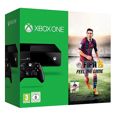 Microsoft Xbox One + FIFA 15