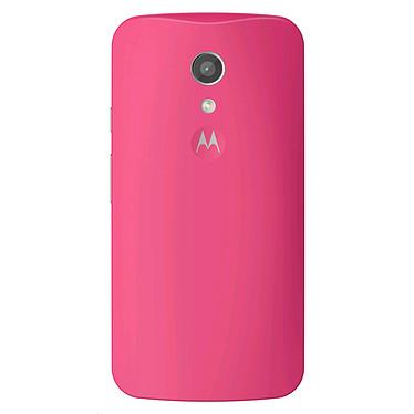 Motorola Coque d'origine Framboise Motorola Moto G 2ème Génération