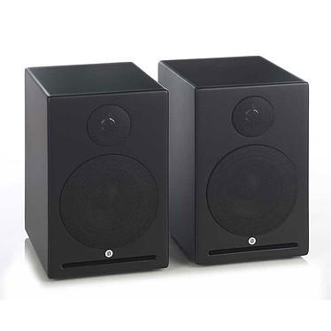 Vieta VO-BS40BK Noir (par paire) Enceintes bibliothèques actives Bluetooth 3.0 NFC 2 x 25 W