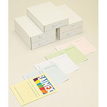 Rainex 100 pochettes coin 22x31cm A4 en papier 140g