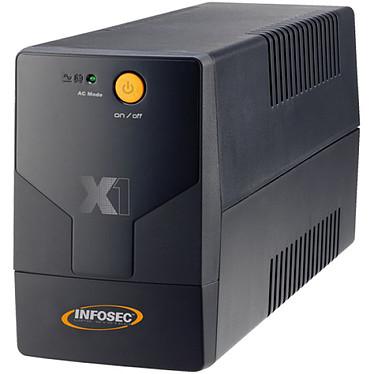 Infosec PC Personnel / Installation Hi-Fi