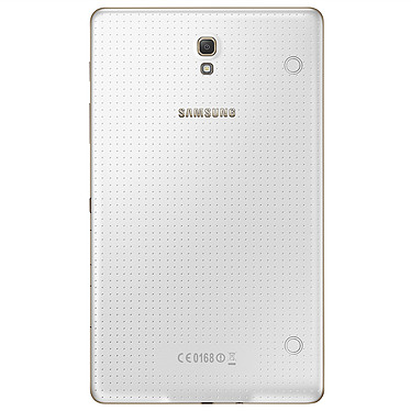 "Avis Samsung Galaxy Tab S 8.4"" SM-T705 16 Go Blanche"