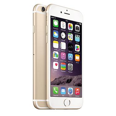 "Apple iPhone 6 16 Go Or Smartphone 4G-LTE avec écran Retina HD 4.7"" sous iOS 8"