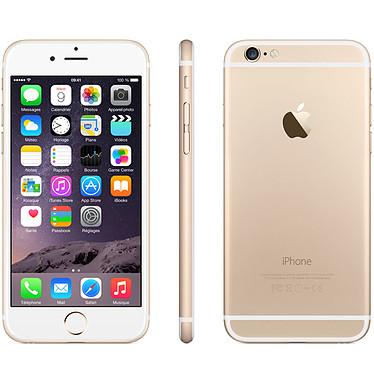 Avis Apple iPhone 6 16 Go Or