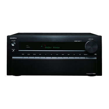 Onkyo TX-NR838 Noir Ampli-tuner Home Cinéma 7.2 THX DLNA avec HDMI - Wi-Fi/Bluetooth - compatible 4K