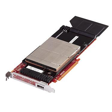 Sapphire AMD Radeon Sky 500 4 GB 4 Go DisplayPort - PCI-Express 3.0 16x