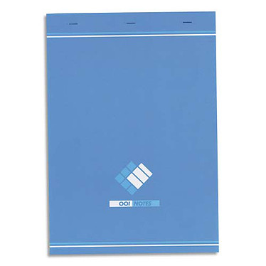 Oxford Bloc 001 Bloc notes 200 pages 210 x 297 mm petits carreaux