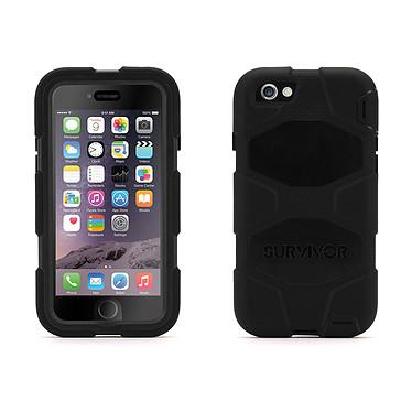 Griffin Survivor All Terrain Noir Apple iPhone 6/6s Coque ultra-résistante pour iPhone 6/6s