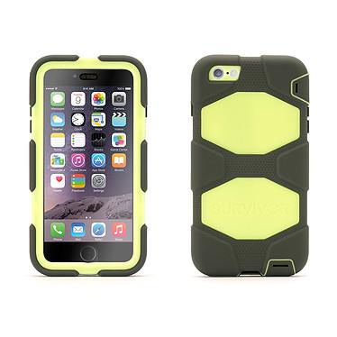 Griffin Survivor All Terrain Gris/Lime Apple iPhone 6 Plus