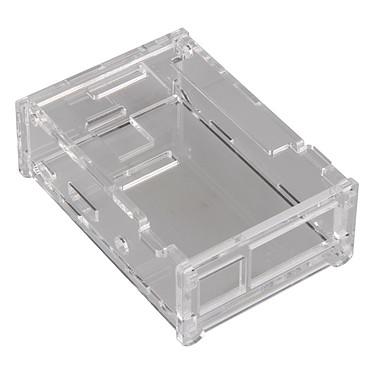JOY-iT boîtier pour Raspberry Pi (transparent)