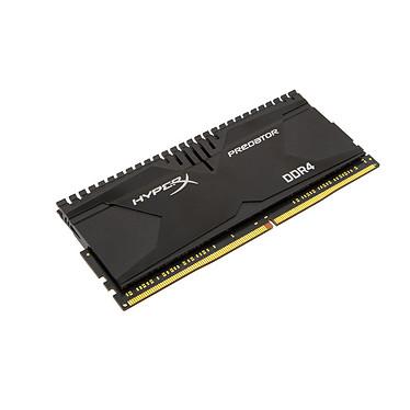 Avis HyperX Predator Noir 32 Go (4x 8 Go) DDR4 3000 MHz CL15