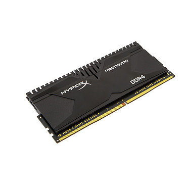 Avis HyperX Predator Noir 32 Go (4x 8 Go) DDR4 2400 MHz CL12