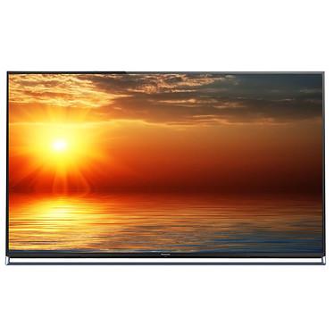 """Panasonic TX-50AX800E Téléviseur LED 4K 3D 50"""" (127 cm) 16/9 - 3840 x 2160 pixels - TNT et Câble HD - Wi-Fi - DLNA - 2000 Hz - 2 paires de lunettes 3D"""
