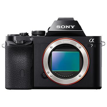 """Sony Alpha 7 Appareil photo hybride 24.3 MP - Ecran 3"""" - Vidéo Full HD (boîtier nu)"""