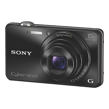 Sony Cyber-shot DSC-WX220 Noir Appareil photo 18.2 Mp - Zoom optique 10x - Full HD - Wi-Fi - NFC