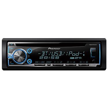 Pioneer DEH-X5700BT Autoradio CD / USB Bluetooth compatible avec smartphone Android et iPod / iPhone