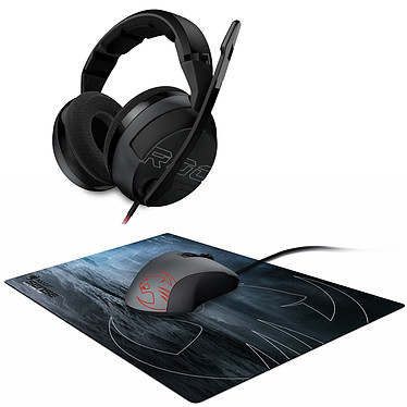 ROCCAT Military Gaming Pack (Naval Storm)