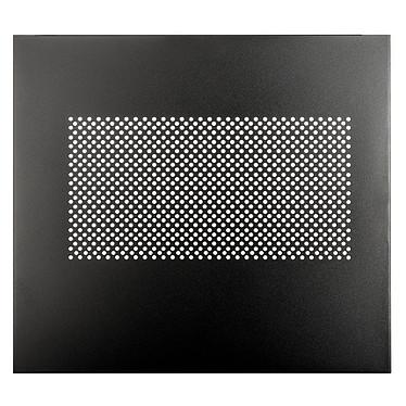 BitFenix Phenom Vented Side Panel Noir Panneau latéral pour boitier Bitfenix Phenom Mini-ITX et Micro-ATX