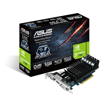 ASUS GT730-SL-1GD3-BRK - GeForce GT 730 1 Go